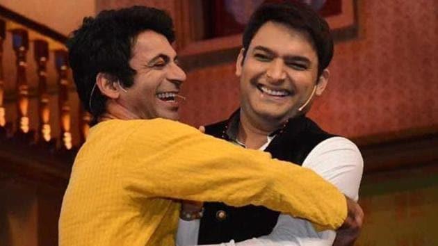 Sunil Grover explains why he doesn't watch Kapil Sharma's show.