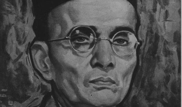 """Rahul Gandhi's grandmother, Indira Gandhi, in her message on Savarkar's death in 1966 said: """"It removes from our midst a great figure of contemporary India. His name was a byword for daring and patriotism. Mr Savarkar was cast in the mould of a classical revolutionary and countless people drew inspiration from him.""""(HT Photo)"""