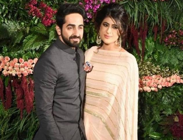 Ayushmann Khurrana stood by wife Tahira Kashyap's side during her fight with cancer.(Instagram)