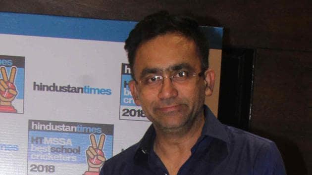 File image of BCCI GM Saba Karim.(Hindustan Times)