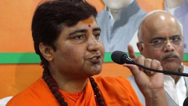 Pragya Thakur(ANI Photo)