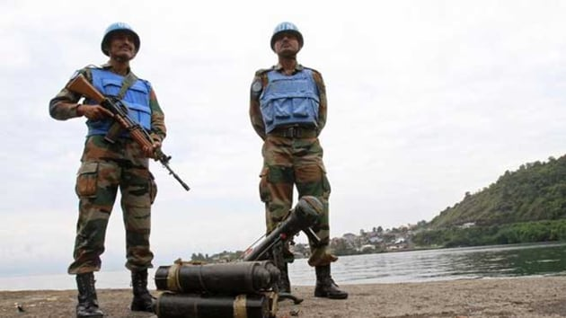 India underlined that recurrent delays in payments have turned the Troop Contributing Countries (TCCs) as de facto financers of UN peacekeeping.(Reuters FILE)