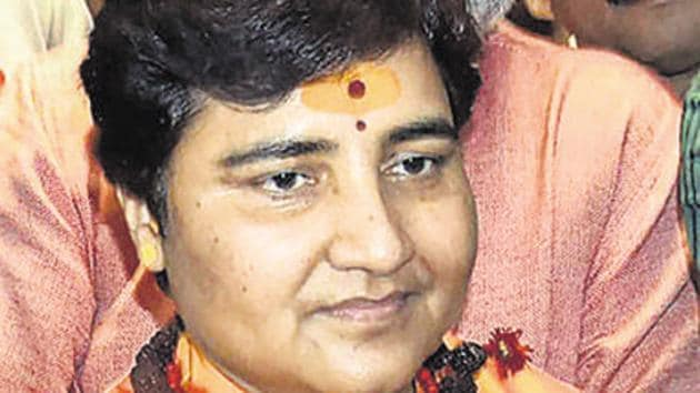 A special court hearing the 2008 Malegaon blasts, which killed six people, on Friday directed all the accused, including Pragya Singh Thakur and others, to attend the hearing once in a week(PTI)