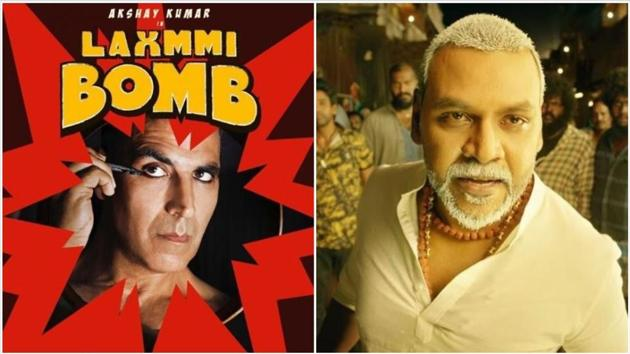 Akshay Kumar plays the lead in Kanchana remake Laxmmi Bomb. The original was also directed by Raghava Lawrence.