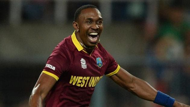 File image of Windies cricketer Dwayne Bravo.(Getty Images)