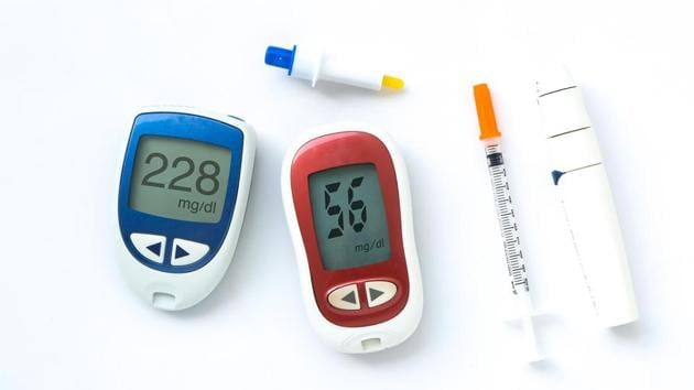 According to a recent study, type 2 diabetes patients(Shutterstock)