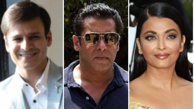 Vivek Oberoi deleted a meme featuring photos of himself, Salman Khan and Aishwarya Rai Bachchan after receiving a backlash.
