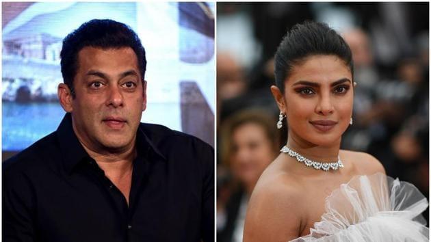 Salman Khan and Priyanka Chopra were originally supposed to star in Bharat.