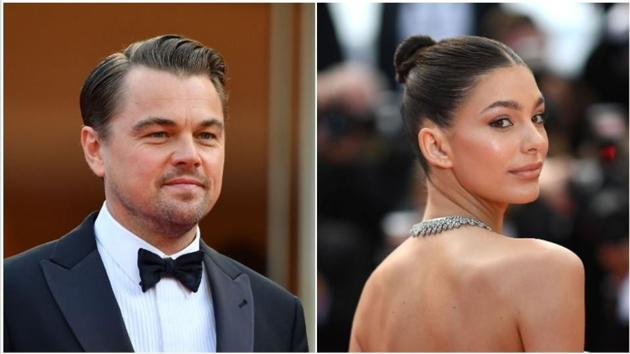 Leonardo DiCaprio and his girlfriend Camila Morrone attended the screenings of each others' films at Cannes.
