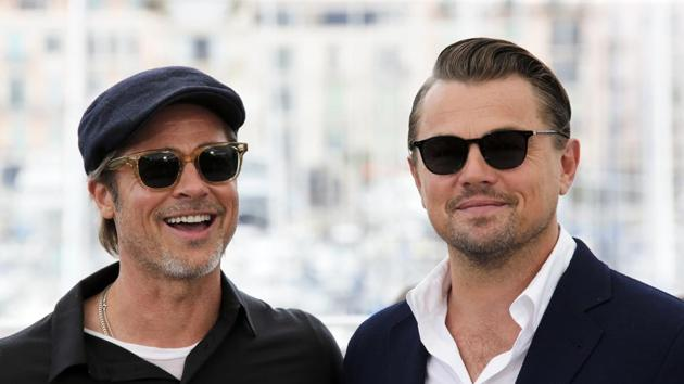 72nd Cannes Film Festival - Photocall for the film Once Upon a Time in Hollywood in competition - Cannes, France.(REUTERS)