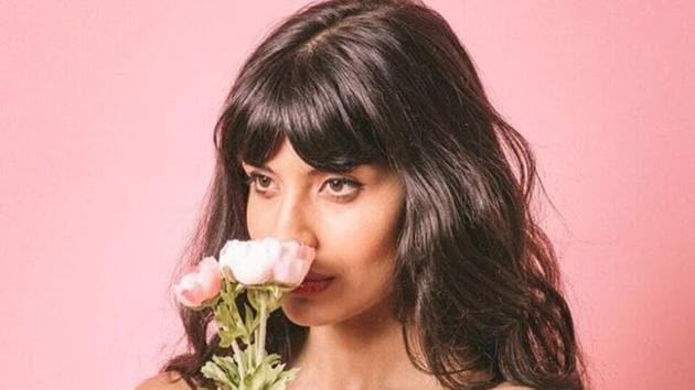 Actress Jameela Jamil slams fashion industry's sample size culture.(Jameela Jamil/Official Instagram)
