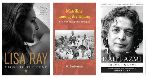Lisa Ray, Kaifi Azmi and the Khasis on our reading list this week!(HT Team)