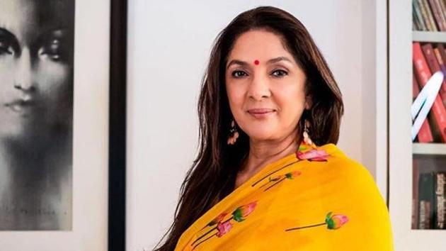 Badhaai Ho actor Neena Gupta wants to play an action role now.(Instagram)