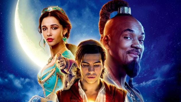 Aladdin movie review: Will Smith outshines Guy Ritchie's live-action remake of Disney classic.