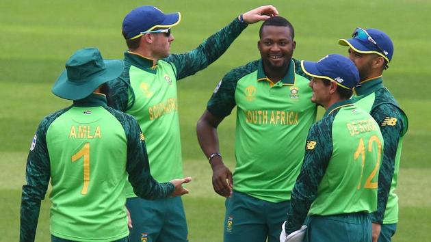 Sri Lanka vs South Africa: Catch all the highlights from the ICC World Cup 2019 warm-up match between Sri Lanka and South Africa through our live blog.(AFP)