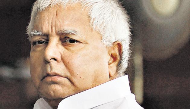 Lalu Prasad Yadav(Arvind Yadav / Hindustan Times)