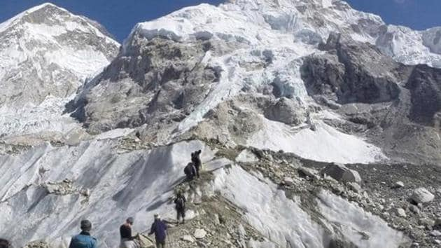 Three more climbers have died on Everest.(AP File Photo)