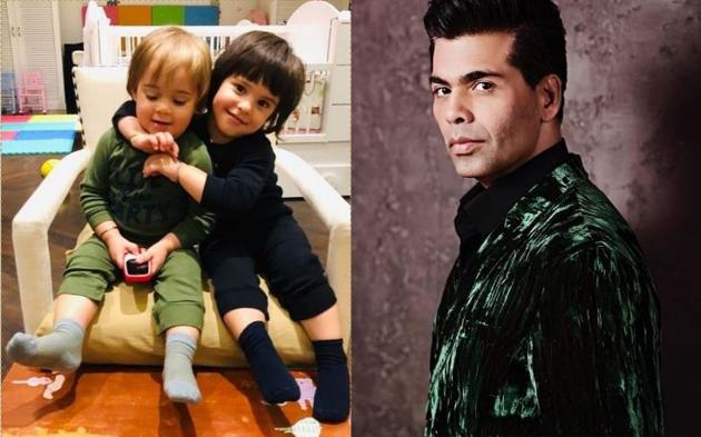 Karan Johar says he can't be millennial about his birthdays anymore and will direct those energies towards his kids.(Instagram)