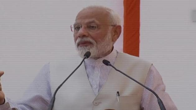 Aim to make PM Office efficient: PM Modi addresses staff day after victory