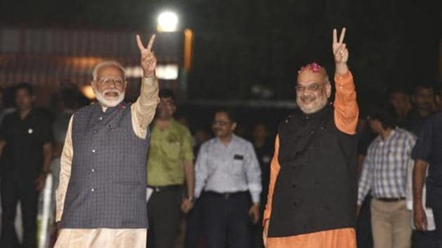 """The plan will include several initiatives, from empowering women in agriculture to sending an Indian into space, as Modi seeks to fulfil his promise of creating a """"New India"""" in his second term, they added.(AP)"""
