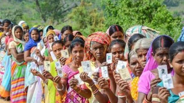 The long list of winning constituencies of the BJP also includes Gorakhpur, Phulpur and the Kairana parliamentary seats.(PTI)