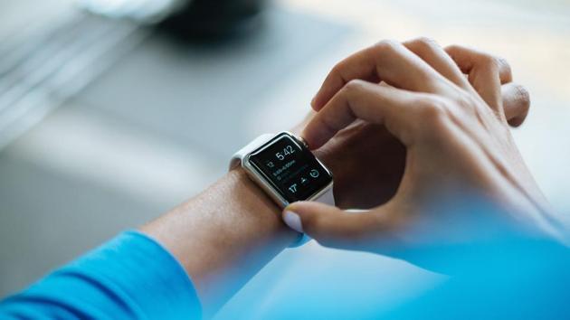 Representational image of wearable technology.(Unsplash)