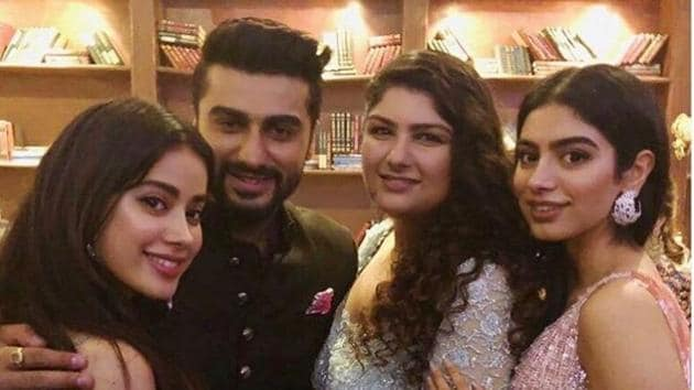 Arjun Kapoor on sisters Janhvi Kapoor, Khushi Kapoor: 'I am very happy that I have...