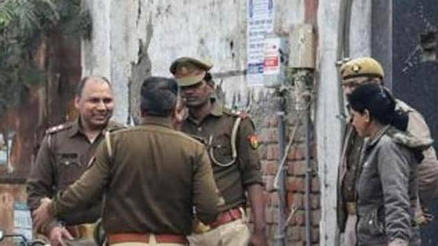During the conversation, the SP tried to tug the bedsheet on which the pistol was kept but the weapon fell on the ground and Yadav picked it up, opening fire at the district police chief who had a narrow escape.(AFP)