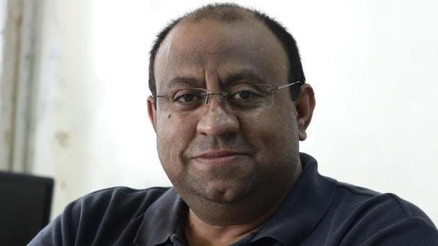 Ali Daruwalla, state coordinator and president of Muslim Rashtriya Manch(HT PHOTO)
