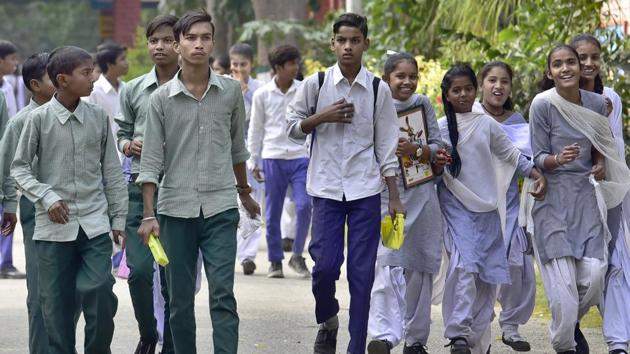 The Telangana State Board of Intermediate Education (TSBIE) is likely to declare the results of TSBIE intermediate re-evaluation examination on Monday.(HT file)