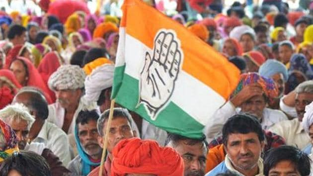 The Congress, which has 114 MLAs in the 230-member house, is dependent on four independent, two Bahujan Samaj Party (BSP) and one Samajwadi Party (SP) lawmakers' support.(AFP)