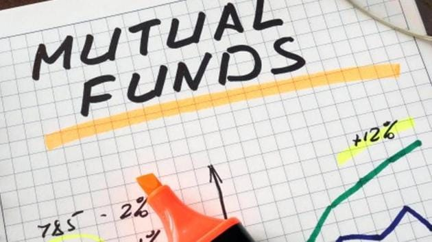 Notebook with mutual funds sign on a table. Business concept.(Getty Images/iStockphoto)