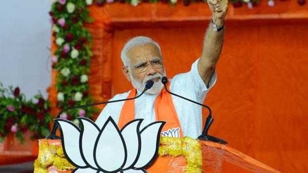 Prime Minister-desginated Narendra Modi(AFP file photo)