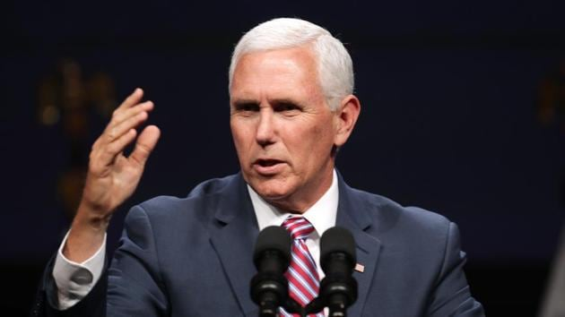 US Vice President Mike Pence on Tuesday urged the Supreme Court to take up a case about abortions based on sex, race or potential disability of the fetus, after the high court sidestepped the issue.(AFP)