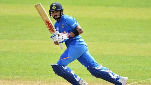 File image of Virat Kohli.(AFP)