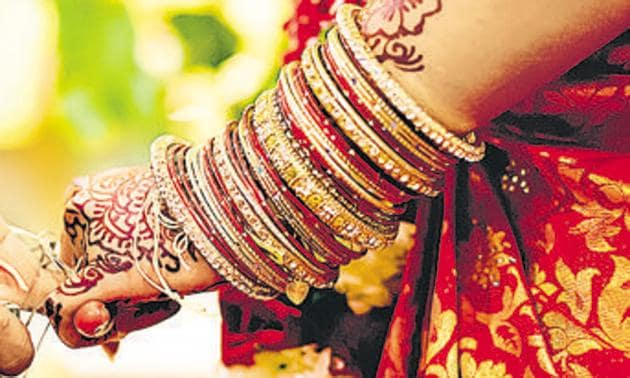 The district court on Monday awarded 10 years' rigorous imprisonment to a man for killing his wife over dowry in July 2014.(HT File Photo/Representative Image)