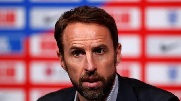 File image of England football manager Gareth Southgate.(Action Images via Reuters)