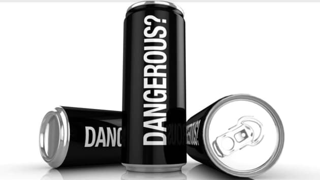 according to a recent study, understanding how energy drinks affect the heart is extremely crucial.(Shutterstock)