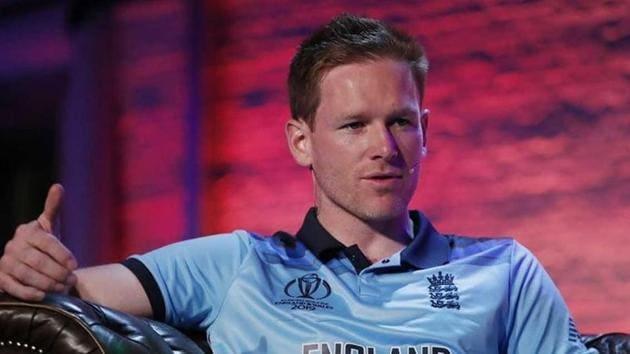 England captain Eoin Morgan(AFP)