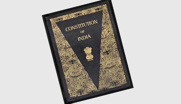 To blame the founding fathers for this state of affairs would be unfair. The Constitution was written at a time when the national mood was heady and the prospect of dysfunctional institutions and state repression in an independent country appeared non-existent.(HT FILE PHOTO)