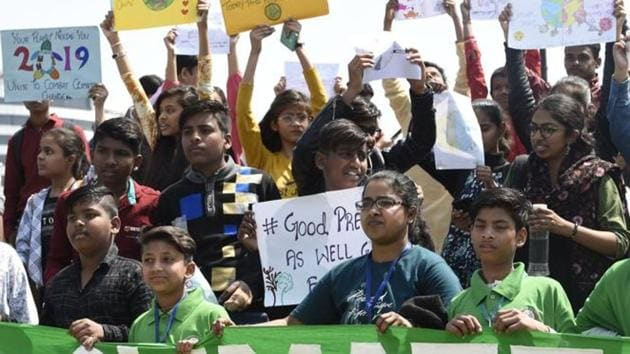 After the declaration of the results, the education minister assured that government schools across the state will get a total of 54,000 teachers before June 1.(Arvind Yadav/HT PHOTO/Representative Image)