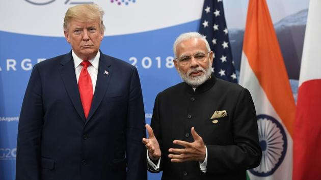 India has described as 'unfortunate' the United States' decision to terminate India's designation as a beneficiary developing country.(AFP)