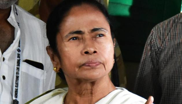 West Bengal Chief Minister Mamata Banerjee has accused the BJP of mixing religion with politics in Bengal.(ANI)