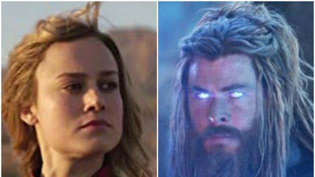 Thor and Captain Marvel will star in new MCU movies, as per the leak.