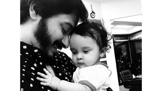 After welcoming his daughter Aadya last year, the actor says, she has become his priority.(Shreyas Talpade Instagram)