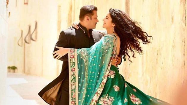 Salman Khan and Katrina Kaif's Bharat will release on June 5.
