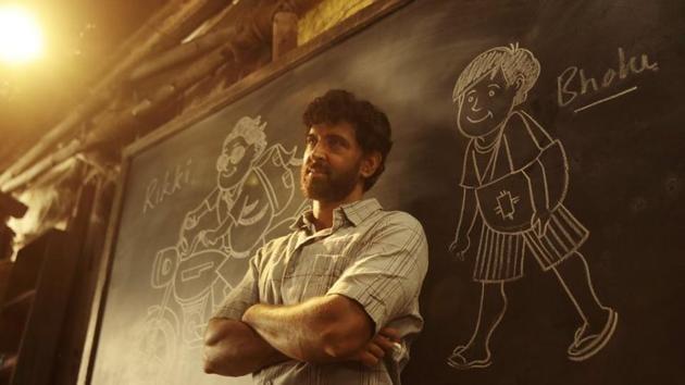 Super 30 trailer: Hrithik Roshan plays a teacher in his next.