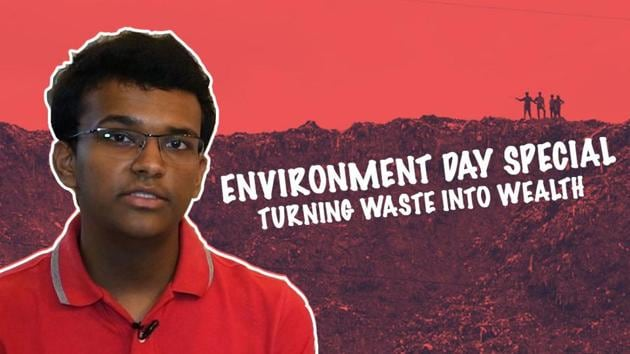 On the occasion of World Environment Day, Hindustan Times spoke to Udit Singhal, a school student in New Delhi who is trying to turn empty glass bottles into valuable sand via his project Glass2Sand. While researching about the problem of increasing glass waste at landfills, Udit discovered a company in New Zealand which produces machines which can efficiently crush empty glass bottles into sand which is better than natural sand in making concrete. He is now trying to set up a chain wherein hotels and restaurants supply empty glass bottles to crushers who can then ensure the byproduct is put to good use. Watch the full video to know how you can contribute.