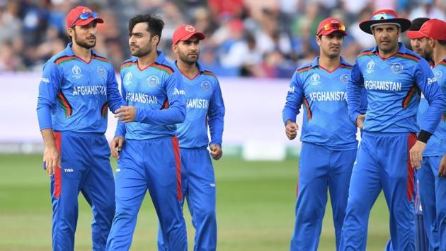 File image of Afghanistan cricket team(AFP)