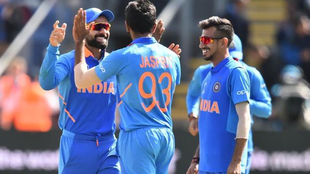 File image of Indian cricket team(AFP)
